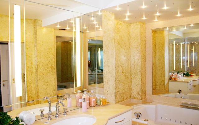 luxus badezimmer klassisch badezimmer m nchen von gerhard ostenried einrichtungen. Black Bedroom Furniture Sets. Home Design Ideas