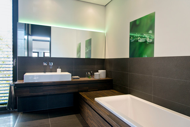Herrmann Massivholzhaus massivholzhaus weiterstadt 1 modern badezimmer sonstige