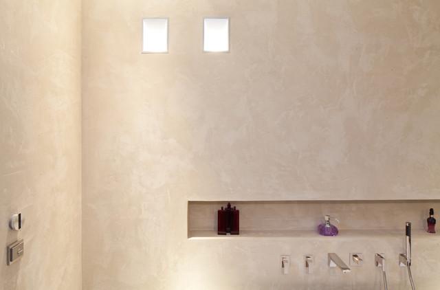 masterbad mit mineralputz modern badezimmer k ln von einwandfrei f r menschen die das. Black Bedroom Furniture Sets. Home Design Ideas