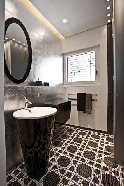 modern badezimmer. Black Bedroom Furniture Sets. Home Design Ideas