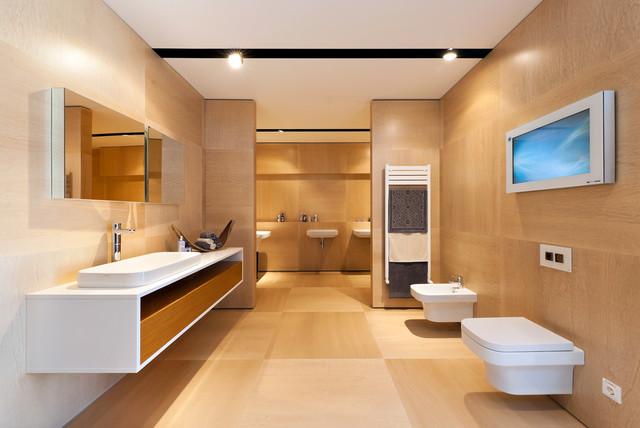 Bad unterschrank modern  Badausstellungen - Modern - Badezimmer - Stuttgart - von Cyrus Ghanai