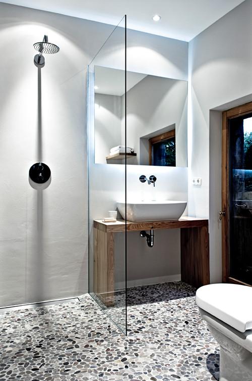 Modern Badezimmer - Modern - Badezimmer - Hamburg
