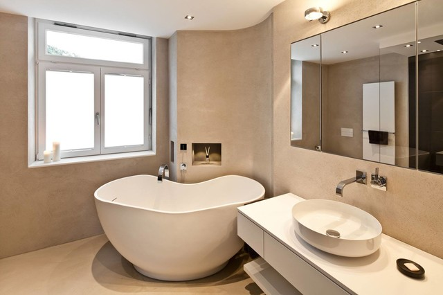 Moderne badezimmer 2 duravit bathroom design series for Badezimmer justin