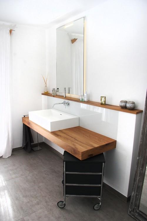 10 ideas para que el baño de tu casa parezca más grande y cómodo ...
