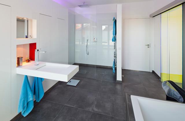 Moderne Bäder - Modern - Bathroom - Hamburg - by baqua