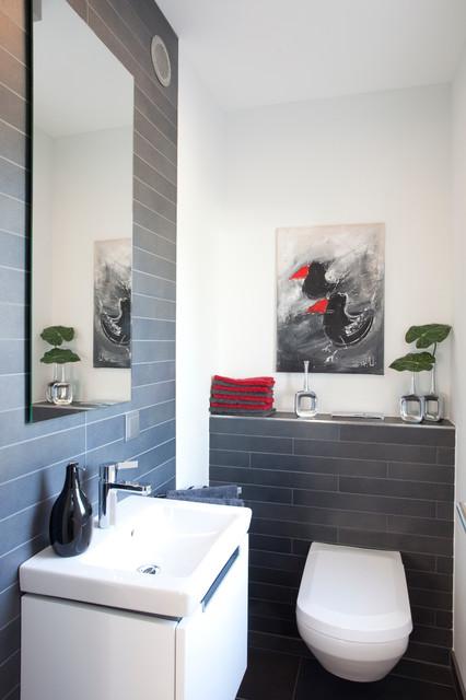 musterhaus köln avantgarde - modern - badezimmer - köln - von