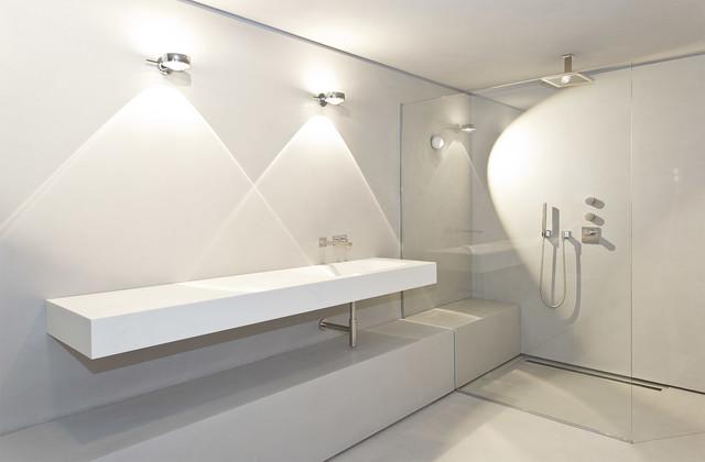 Pr sentations container farbrat modern badezimmer for Badezimmer container mieten