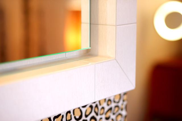 卫生间细节混搭风格装饰设计图片