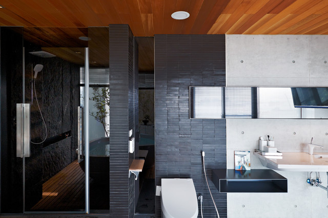 residential building keng fu lo taiwan asiatique salle de bain stuttgart par leicht. Black Bedroom Furniture Sets. Home Design Ideas