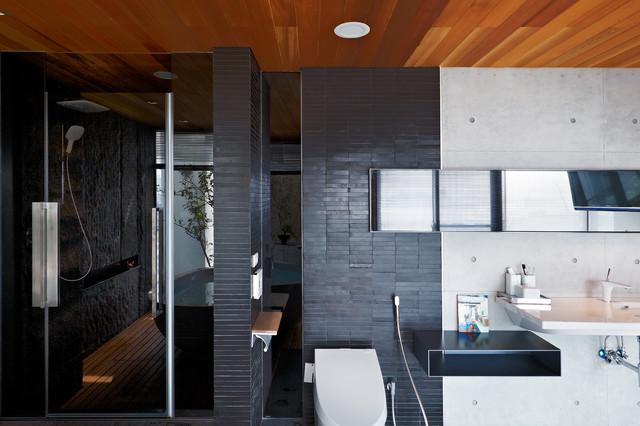 Residential building | Keng-Fu Lo | Taiwan asian-bathroom