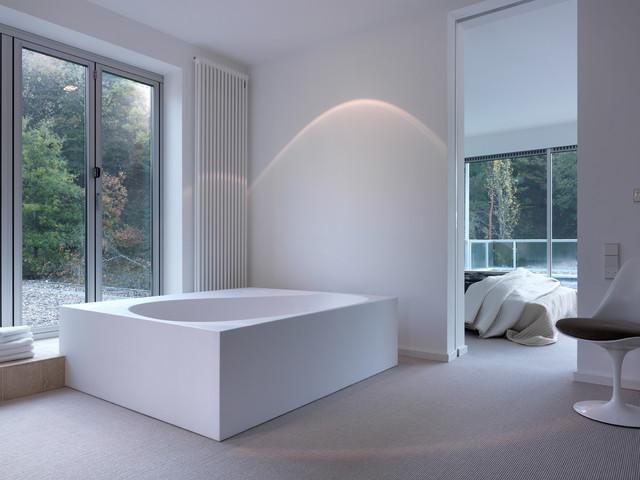 Residential building | Sever Severain Senior | Germany modern-bathroom