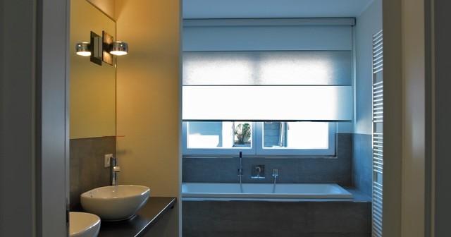 Rollo Modern Badezimmer Dortmund Von GOERDEL Raumgestaltung - Rollos badezimmer