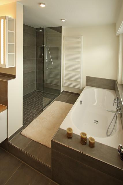 Sanierung Reihenhaus S2 - Modern - Badezimmer - Dortmund - von ...