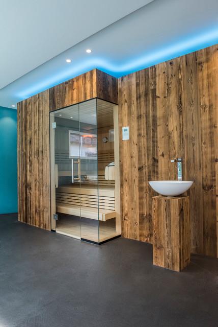 Sauna manufaktur - Badezimmer sauna ...