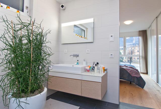Sillinsel, Innsbruck - Modern - Badezimmer - Sonstige - von Villeroy ...