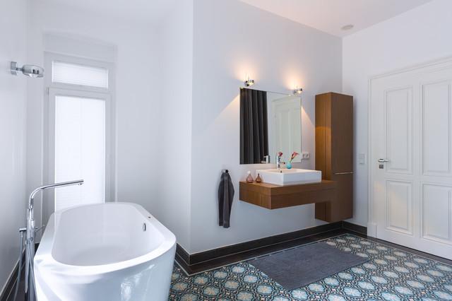skandinavisch badezimmer. Black Bedroom Furniture Sets. Home Design Ideas