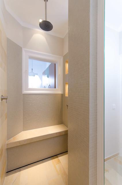Schwabinger altbau modern badezimmer m nchen von - Altbau badezimmer ...