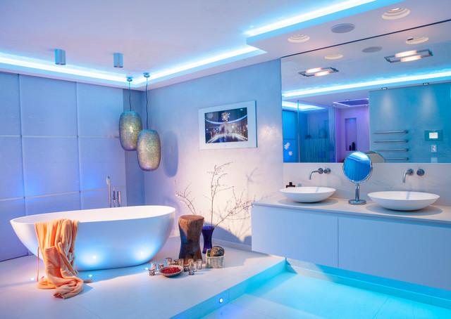 wehberg modernes Spa Design