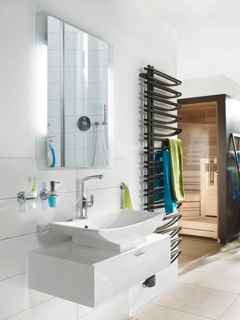 Spiegel mit ambientebeleuchtung   modern   badezimmer   hannover ...