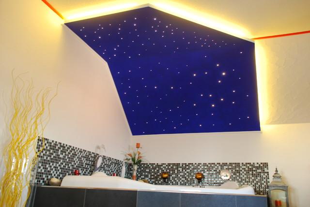 sternenhimmel modern badezimmer stuttgart von acende lichtgestaltung und lichtsysteme. Black Bedroom Furniture Sets. Home Design Ideas