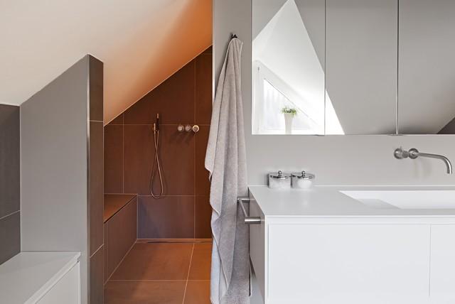 sybille hilgert kleine b der die besten l sungen bis 10 qm contemporary bathroom munich. Black Bedroom Furniture Sets. Home Design Ideas