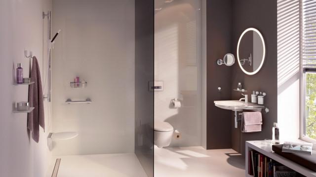 System 815 - Modern - Badezimmer - Sonstige - von HEWI Heinrich ...