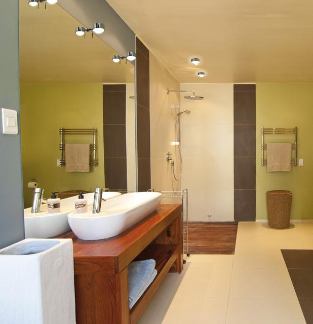 Top Light Puk perfektes Licht im Badezimmer - Modern - Badezimmer ...