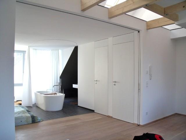 umbau reihenhaus - Modern - Badezimmer - Köln - von heuer architekt ...