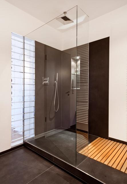 Umbau Villa in Bremen - Modern - Badezimmer - Bremen - von Glas ...