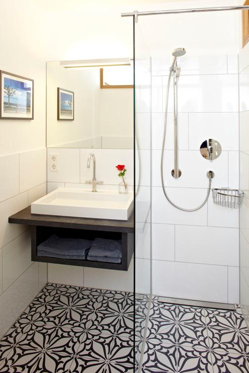Интериори - идеи: Интериорни решения за малката баня