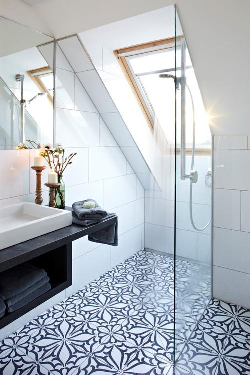 Azulejos Para Que El Baño Parezca Más Grande:10 ideas para que el baño de tu casa parezca más grande y cómodo