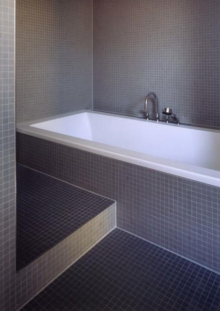 villa bofinger bad contemporary bathroom other. Black Bedroom Furniture Sets. Home Design Ideas