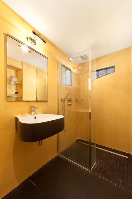 Villa In Gordes Südfrankreich   Alt Trifft Neu Modern Badezimmer