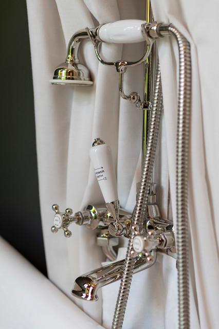Vintage Badewannenarmatur - Clásico - Cuarto de baño ...