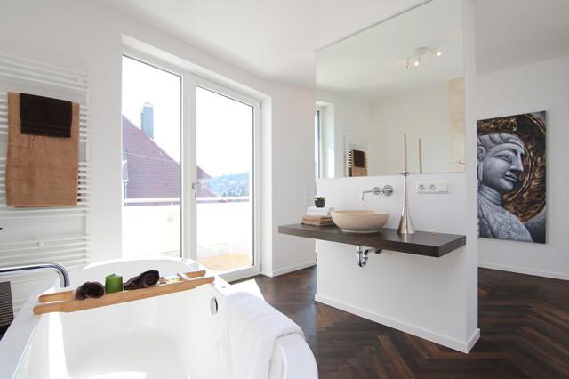 Wellness Oase Stuttgart wellness oase im en suite badezimmer modern badezimmer