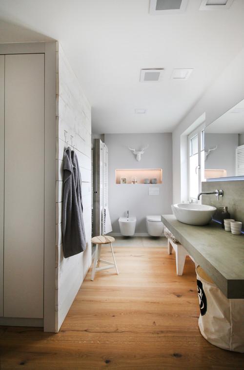 Reforma el baño: 10 ideas para que parezca más grande y cómodo