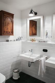 wohnberatung kleine stadtwohnung klassisch badezimmer. Black Bedroom Furniture Sets. Home Design Ideas