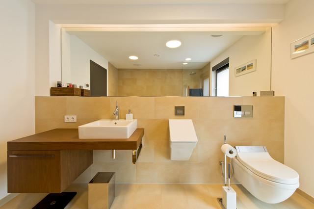 Wohnhaus im seelhorster garten klassisch modern for Badezimmer design hannover