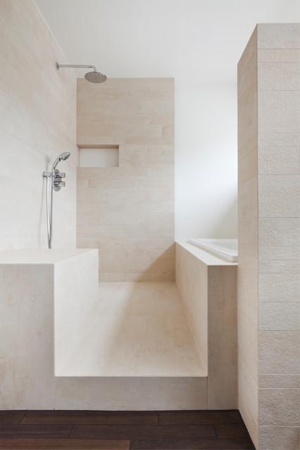 wohnung angermund badezimmer contemporary bathroom. Black Bedroom Furniture Sets. Home Design Ideas