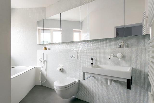 wohnung b2'11 modern-badezimmer