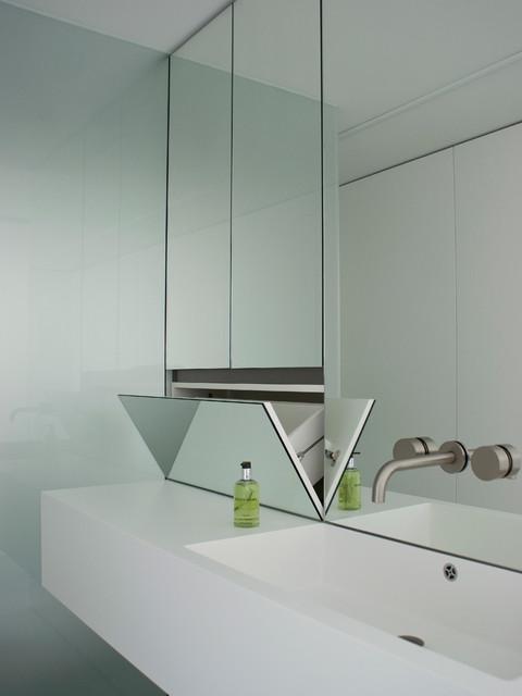 wohnungsausbau in berlin mitte modern badezimmer berlin von der raum. Black Bedroom Furniture Sets. Home Design Ideas