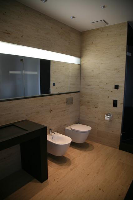 Zeitloses Bad In Frankfurt Klassisch Modern Badezimmer