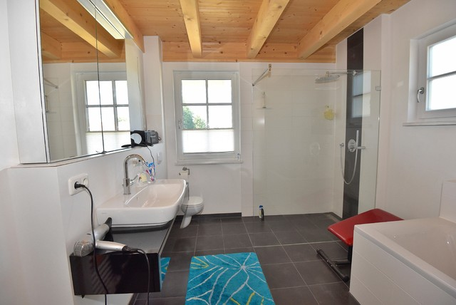 zweifamilienhaus. Black Bedroom Furniture Sets. Home Design Ideas
