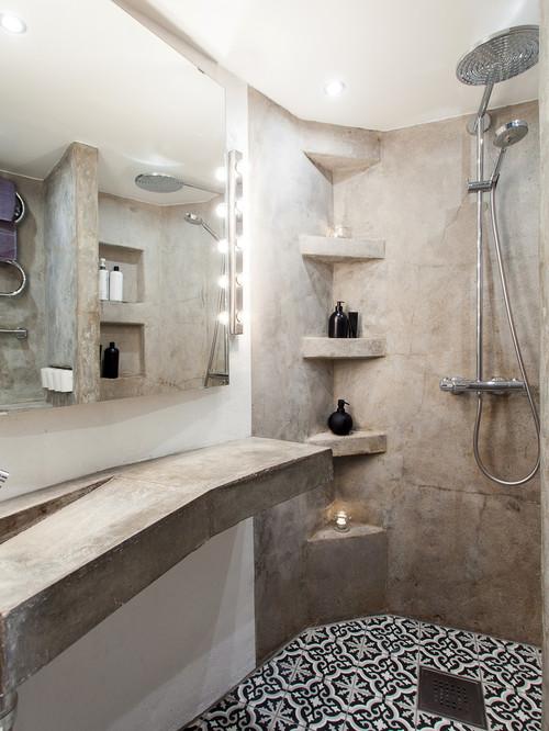 inspiration små badeværelser
