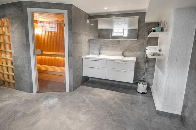 Inspiration badrum   moderne   badeværelse   other metro   af bricmate