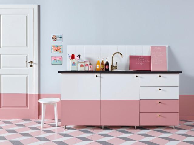 卫生间背景墙现代风格装饰效果图