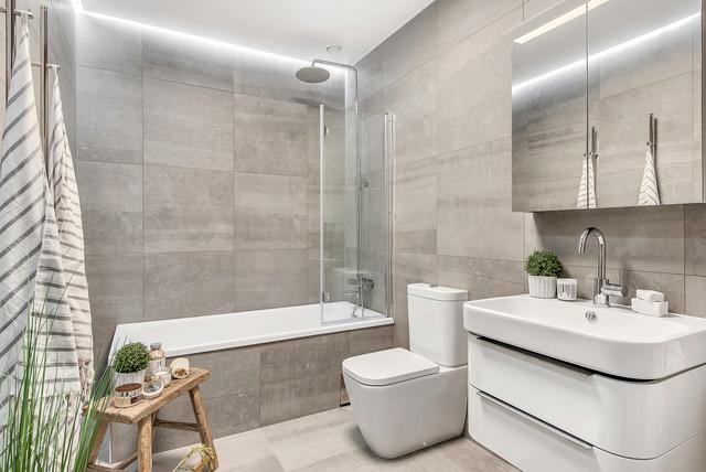 Tomtebogatan 11 - Stanze da bagno moderne ...