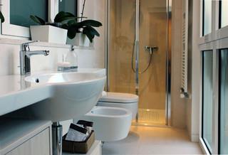 Piccolo bagno in veranda - Disposizione bagno piccolo ...