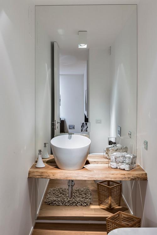 Misure bagno piccolo - Bagno piccolissimo in camera ...