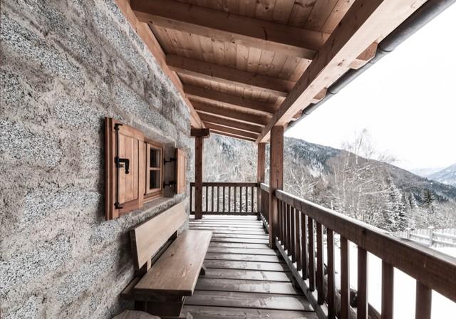 Beautiful Ringhiera Terrazzo Pictures - Idee Arredamento Casa ...